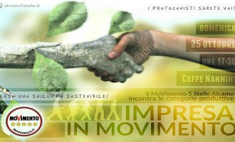 "Domenica ad Alcamo ""Impresa in MoVImento"""