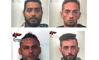 [VIDEO] Rapine e furti nel trapanese, Carabinieri arrestano quattro malviventi