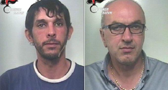 Mazara, Carabinieri: un arresto ed una denuncia per spaccio, ed un arresto per ordine di carcerazione