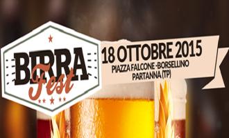 "Partanna: domenica 18 ottobre sarà ""Birrafest"""