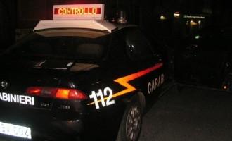 """Alcamo, Carabinieri: operazione """"Notti Sicure"""", denunciate sette persone"""