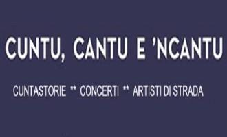 """Castellammare: domani e dopodomani""""Cuntu, cantu e 'ncantu"""""""