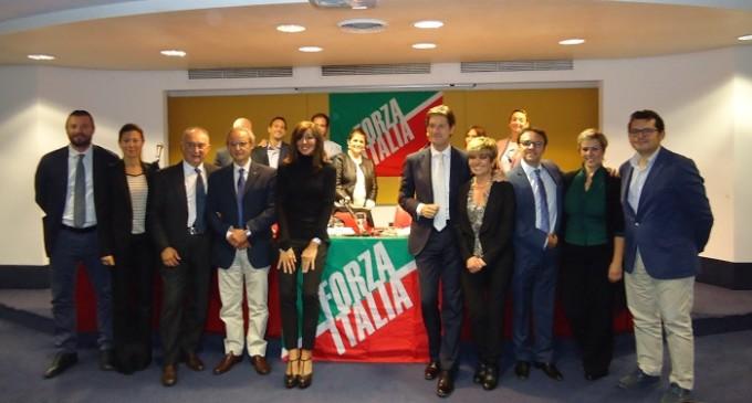 Forza Italia: eletti i rappresentanti dei comuni di Trapani, Erice, Valderice e Paceco