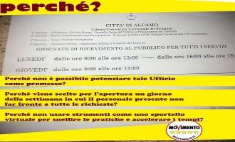 """Ufficio tecnico Alcamo aperto solo due giorni, M5S: """"Il comune spieghi perché"""""""