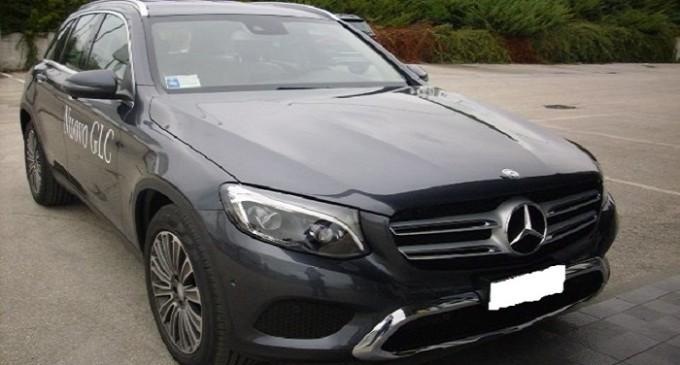 Arriva la Mercedes GLC, la sostituta della GLK
