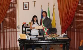 """Campobello: riconoscimento per Federica Castro, vincitrice del premio di poesia """"Città di Partanna"""""""
