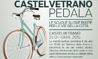 Castelvetrano: domenica tutti in bici per le vie della città