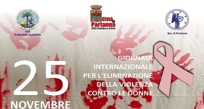 Partanna: il 25 novembre si celebra la giornata internazionale per l'eliminazione della violenza sulle donne
