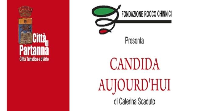 """Partanna: il 30 novembre al Castello Grifeo presentazione del libro """"Candida Aujourd'hui"""""""