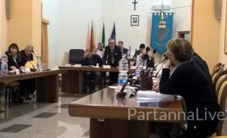 Consiglio comunale Partanna, seduta dedicata alle interrogazioni