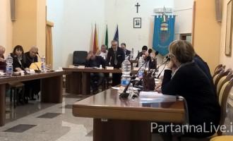 Partanna: convocato Consiglio Comunale per mercoledì 26 ottobre