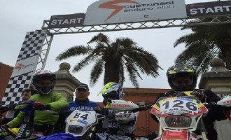A Custonaci la 2ª prova Campionato Italiano Enduro Under 23/Senior