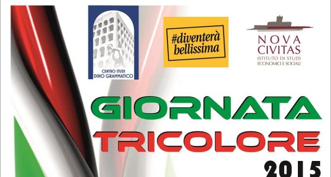 """Custonaci: venerdì 4 dicembre """"Giornata Tricolore 2015"""""""