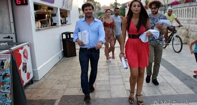 """Valentina Spata di """"Possibile"""": «Il governatore Crocetta ha partorito il quarto topolino geneticamente modificato»"""