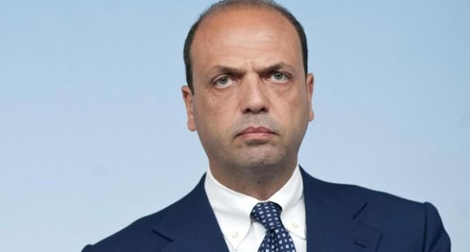 Comunicato Stampa congiunto dei Sindaci per Solidarietà al Ministro Alfano