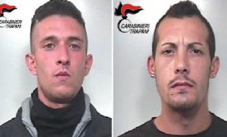 Campobello: due arresti dei Carabinieri per rapina aggravata