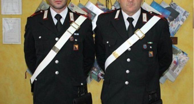Marsala: va in giro armato di pistola, arrestato dai Carabinieri