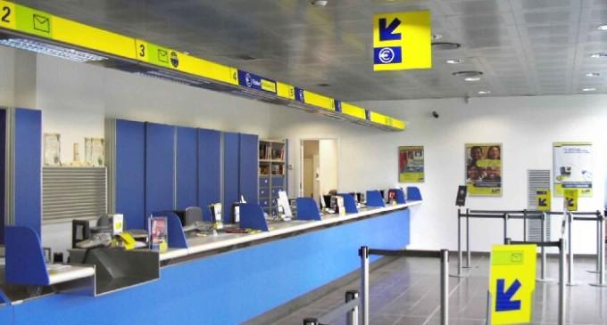 Castelvetrano: uffici delle Poste Centrali chiusi dal 16 al 21 novembre