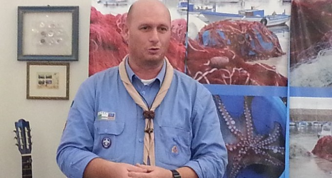 Vito Scalisi nuovo responsabile maschile scout zona Lilibeo