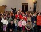 """""""Cena di condivisione multietnica"""" svolta presso la Parrocchia Sacro Cuore in Santa Maria di Gesù di Mazara"""