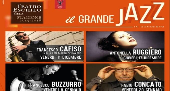 Si inaugura l'11 dicembre con Francesco Cafiso la rassegna al Teatro Eschilo di Gela