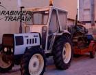 Partanna: arrestato dai Carabinieri l'autore di un furto di mezzi agricoli