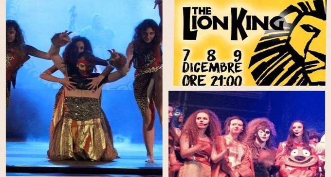 """Partanna: buona la prima per il musical """"The Lion King"""""""