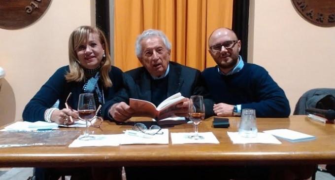 """Presentato il nuovo libro di Gioacchino Aldo Ruggieri """"I gabbiani volavano basso"""""""