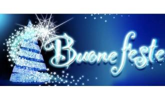 Buon Natale e Buone Feste da PartannaLive