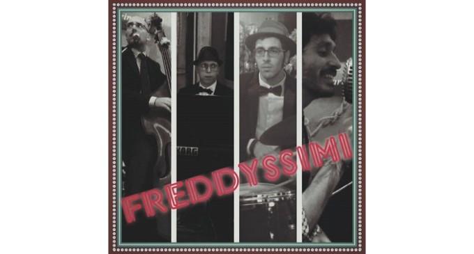 Freddyssimi: lo swing di Buscaglione rivive al Baluardo Velasco