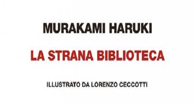 """Diario delle mie letture, """"La strana biblioteca"""""""