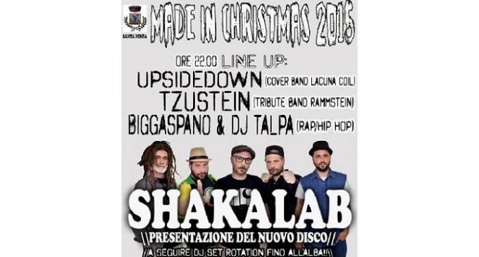 "Santa Ninfa: sabato 26 dicembre ""Made in Christmas"""