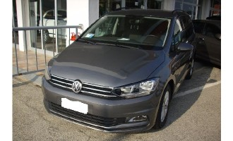 Nuova generazione in Volkswagen per la monovolume Touran