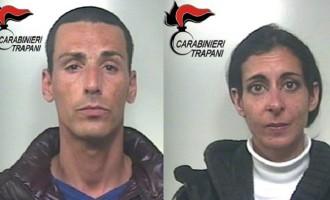 Gimkana nel centro di Mazara: arrestati due malviventi in fuga a bordo di un'auto rubata