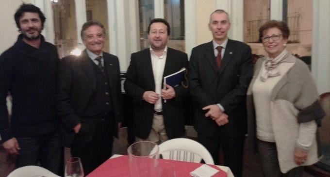 Il Rotary Club Marsala e gli spiriti del vino, incontro con il docente Giancarlo Moschetti