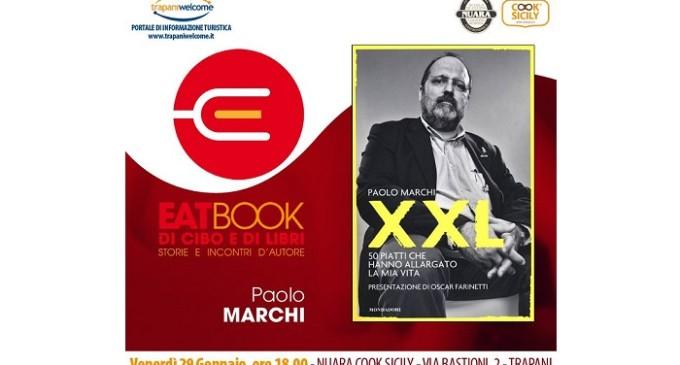"""Trapani: il giornalista Paolo Marchi ospite della rassegna """"Eatbook"""" il 29 gennaio"""