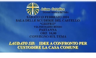 Partanna: oggi convegno dell'Azione Cattolica