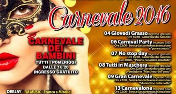 Partanna: Carnevale 2016 al cinema Nuovo