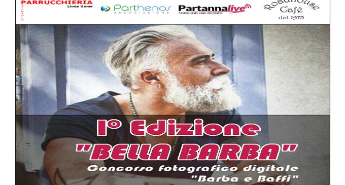 """PartannaLive: al via il concorso digitale """"Bella Barba"""""""