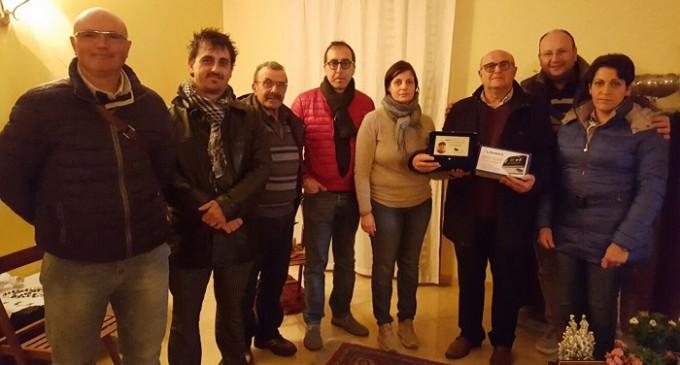 La famiglia di Vincenzo Viviano dona un pulsossimetro all'Avis di Partanna