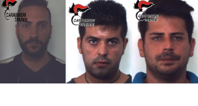 Trapani: operazione antidroga dei Carabinieri, in manette ventiquattrenne trapanese
