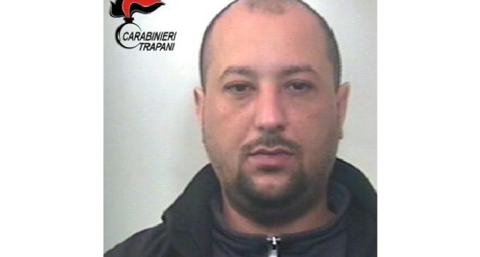 Marsala: evade dai domiciliari, terzo arresto in un mese per un pregiudicato