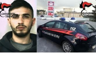 Santa Ninfa: un arresto per furto aggravato a distributore di carburanti