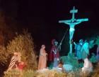"""I richiedenti asilo fra i figuranti della """"Via Crucis"""" a Valderice"""