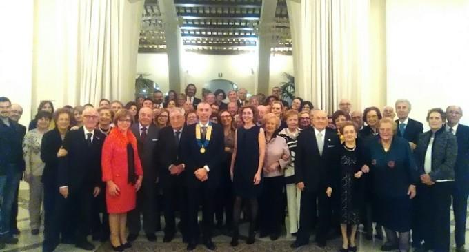 Il Rotary Club Marsala celebra i 41 anni dalla fondazione