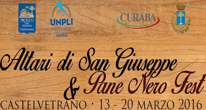 Altari di San Giuseppe a Castelvetrano dal 13 al 20 marzo