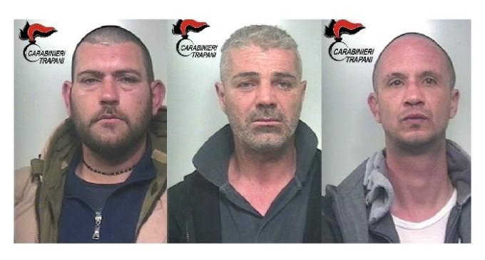 Furti a Mazara del Vallo e Campobello: Carabinieri arrestano due persone in flagranza