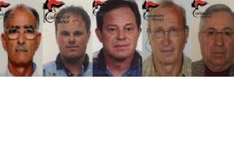 """[VIDEO-INTERCETTAZIONI] Operazione """"Cemento del golfo"""": 5 arresti eseguiti dai Carabinieri"""