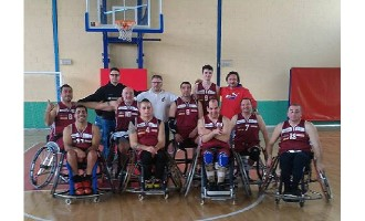Basket in carrozzina: l'Olympic Basket Trapani approda ai playoff