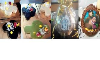 Partanna: da Caffè Trieste ultime ore per personalizzare uove e colombe pasquali